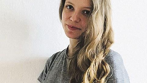 Porträt von Alina Praun.