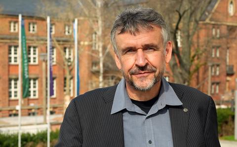 Portrait Prof. Kobel