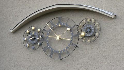 Astronomische Uhr Willers-Bau