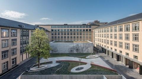 Bild des Barkhausen-BausSteffen Spitzner