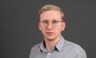 Portraitfoto Rudolph Aschmoneit