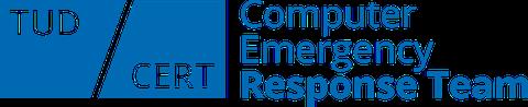 TUD-CERT Computer Emergency Response Team