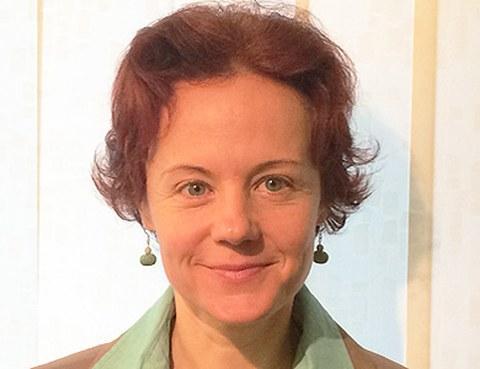Porträt Prof. Brigitte Breckner