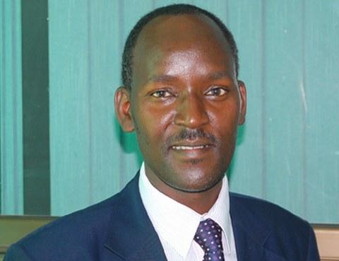 Prof. John M. Gathenya