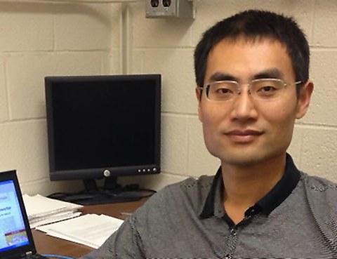 Porträt Prof. Guichao Hu