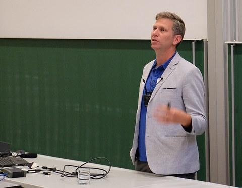 Prof. James Jawitz