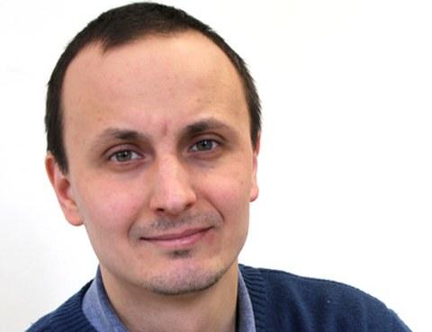 Porträt Dr. Rostyslav Lesyuk
