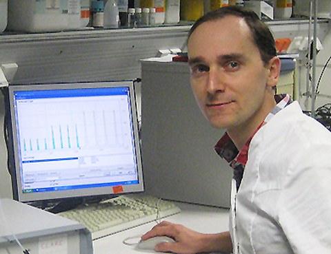 Porträt Dr. Pawel Lochynski