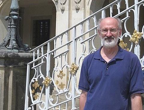 Prof. James Donlad Meiss