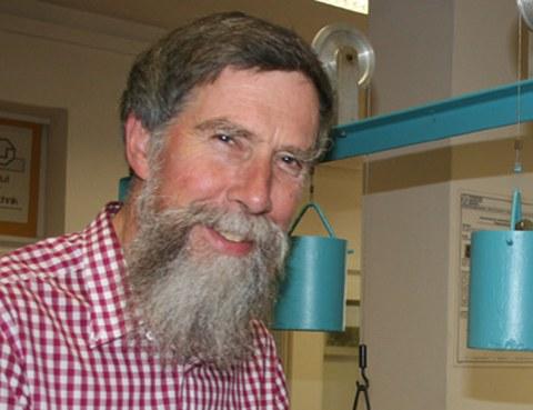 Porträt Prof. David Muir Wood