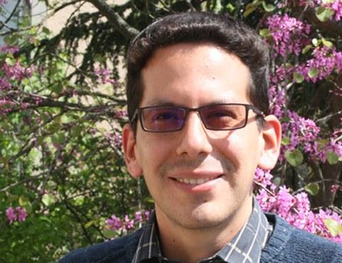 Porträt Prof. Joseph Paez