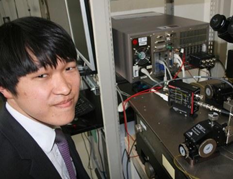 Porträt Dr. Min Hyuk Park