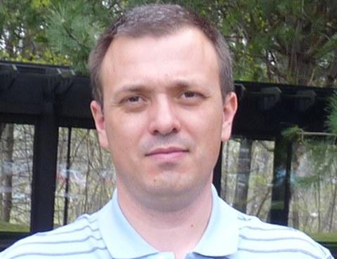 Porträt Dr. Vitalie Stavila