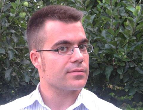 Porträt Dr. Flavio Stochino