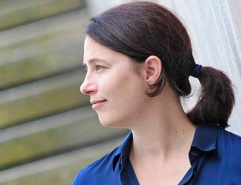 Porträt Prof. Sabine Müller-Mall