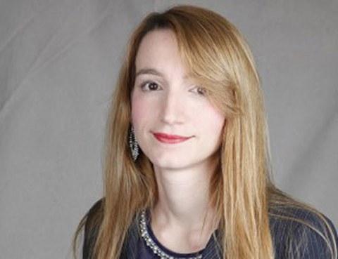 Porträt Prof. Lucia Delogu