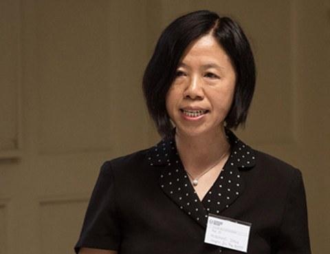 Porträt Prof. Honwei Ding