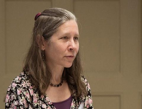 Porträt Prof. Rachel Kraut