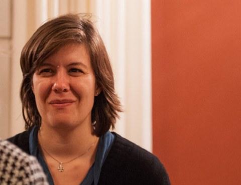 Porträt Dr. Sabine Lammers