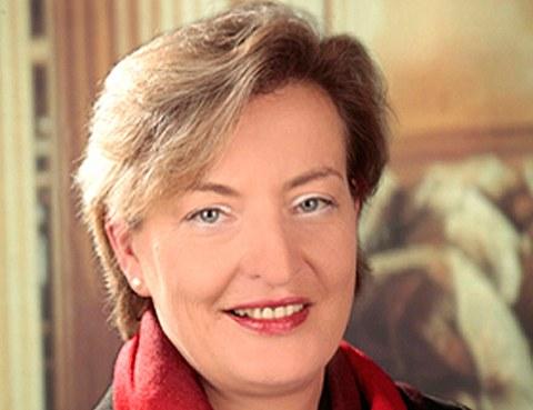 Porträt Prof. Cornelia Wustmann