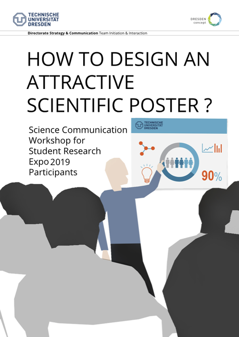 """Poster """"How to Design an Attractive Scientific Poster"""""""