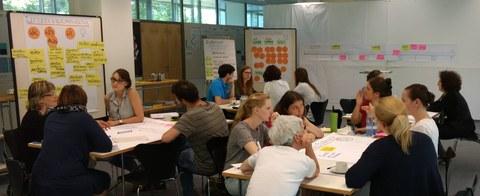 Workshop Interkulturelle Angebote