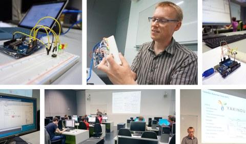 Collage Arduino-Statecharts-Workshop