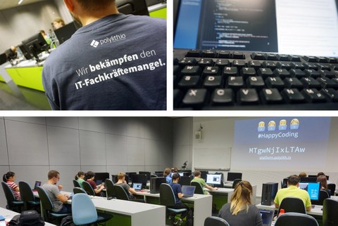 """Impressionen vom Workshop """"Testgetriebene Softwareentwicklung"""""""