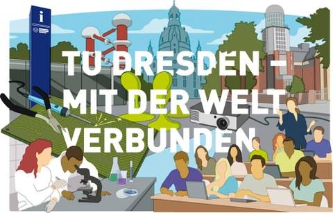"""Cover deutsch """"Mit der Welt verbunden"""""""