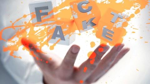 Bild ZL Fake Science mit orange