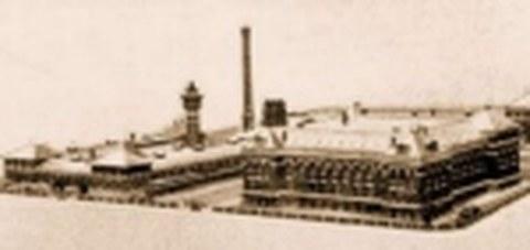 Gebäudekomplex der Mechanischen Abteilung