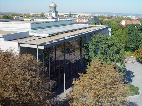 Hörsaalzentrum der TU Dresden