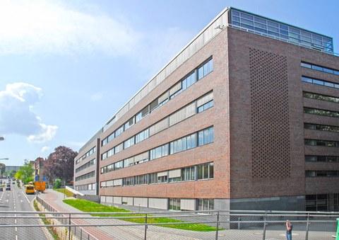 Neubau für die Chemischen Institute