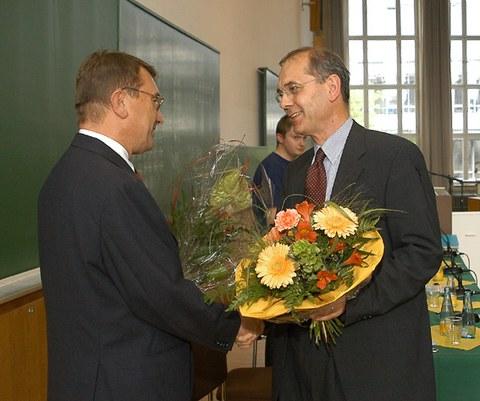 Rektorwahl 2003