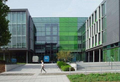 Informatik-Neubau