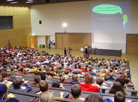 Kinderuniversität Dresden