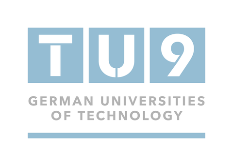 Logo neu TU 9