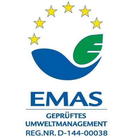 certificate EMAS