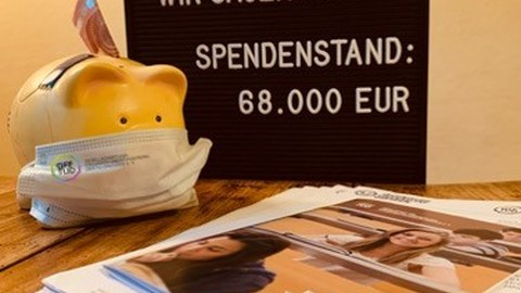 GFF-Sparschwein
