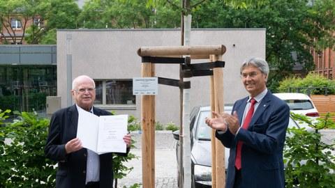 Baumpatenschaft_Lions Club Dresden