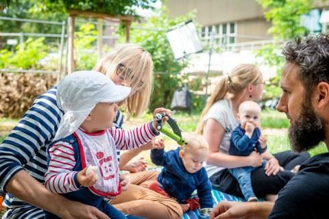 Kinderbetreuungsangebote Beschäftigte