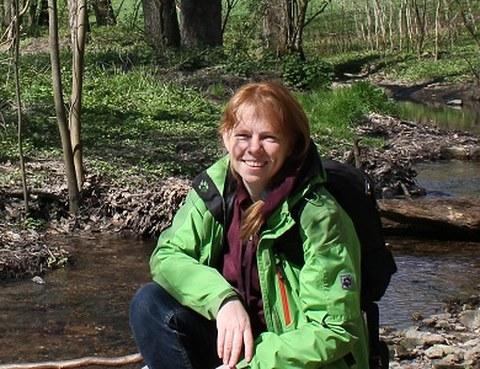 Portrait photo Dr. Susanne Worischka