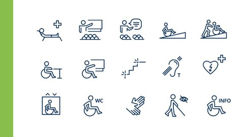 Pictograms in context Inclusion