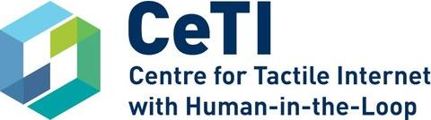 Logo CETI - Zentrum für taktiles Internet mit Human-in-the-Loop