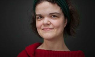 Portrait Anna Drum, Koordinatorin Inklusion