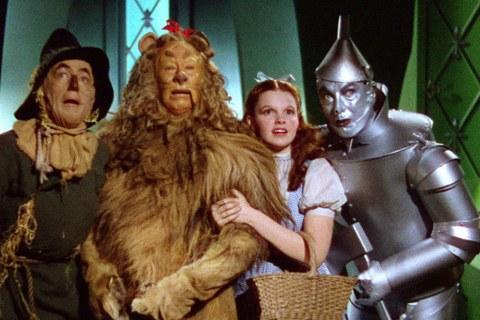 Bild aus dem Film Zauberer von OZ