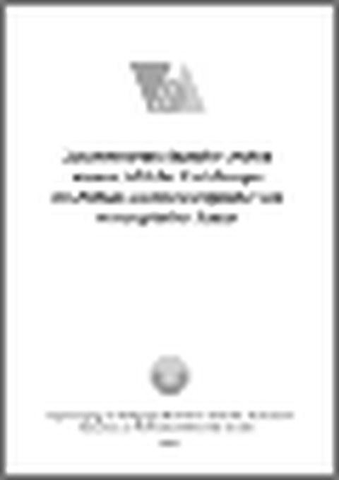 Zusammenarbeit deutscher Archive wissenschaftlicher Einrichtungen mit Archiven ostmitteleuropäischer und osteuropäischer Staaten (Frühjahrstagung der Fachgruppe 8 im Verein deutscher Archivare im Gästehaus der Technischen Universität Dresden)