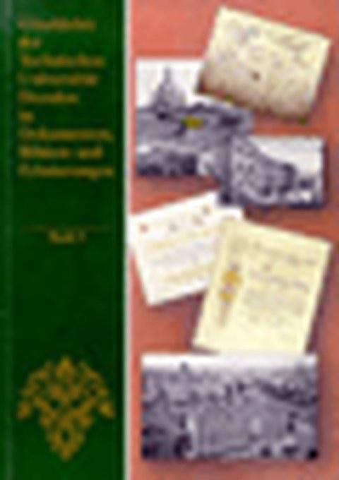TUD in Dokumenten und Bildern (Bände 1-3)