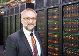 Porträt Wolfgang E. Nagel