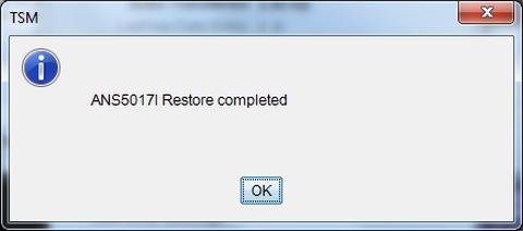 Restore GUI Bild 6